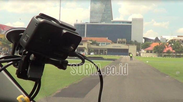 Polrestabes Surabaya akan Tambah Bodycam, Ini Fungsinya