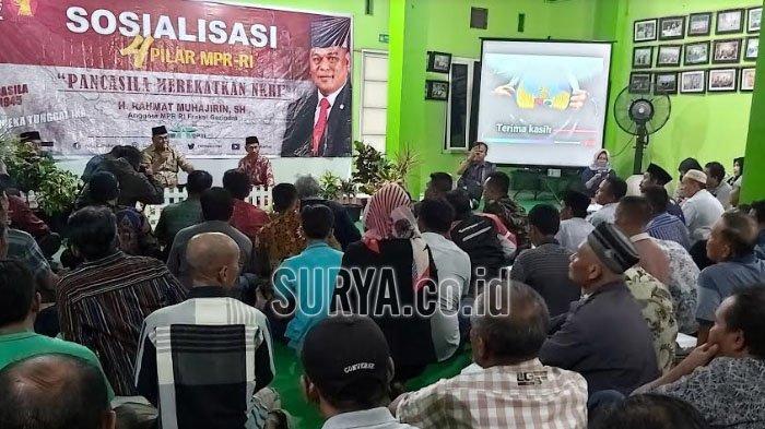 Jelang Pilkada 2020, Rahmat Muhajirin Ajak Warga Sidoarjo Jaga Kedaulatan