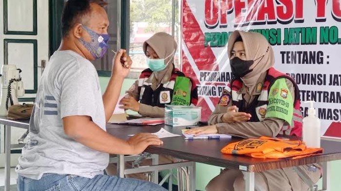 Ini Dia Prawan Sembodro, Para Anggota Tim Satpol PP Wanita Tangguh dari Trenggalek