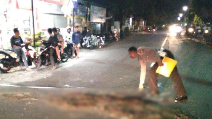 Ngebut dan Diduga Mabuk, Pelajar SMA di Kota Blitar Tewas Hantam Mobil yang Hendak Belok