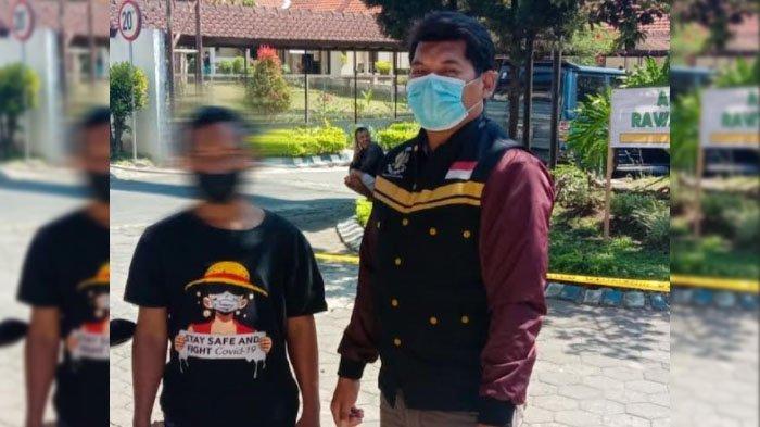 TRC Dinas Sosial Kota Kediri Dampingi Pasien ODGJ Kontrol Kesehatan ke RSJ Lawang