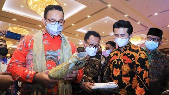 Wagub Emil Dardak: Transaksi Misi Dagang Jatim di DKI Jakarta Tembus Rp 750 Miliar