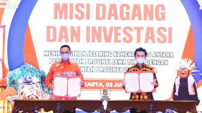 Anies Baswedan Apresiasi Program Misi Dagang Jatim, Upaya Stabilkan Ekonomi DKI Jakarta dan Nasional