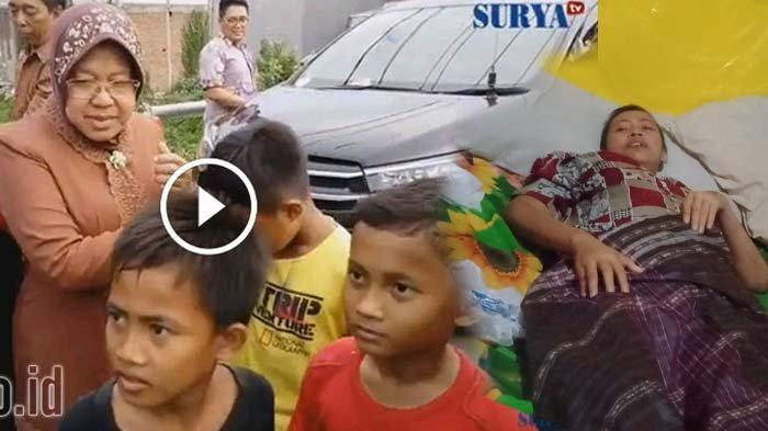Cuma Lihat dari TV, Anik Ismawati Ingin Bertemu Langsung Wali Kota Risma. Ini yang akan Diucapkannya