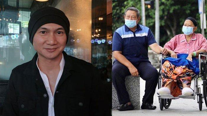 Anji Manji Ungkap Isi Lagu Ciptaan SBY untuk Ani Yudhoyono, Awalnya untuk Berduet Bareng Sang Istri
