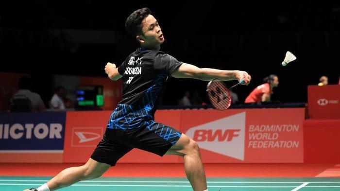 Anthony Ginting Beber Strategi dan Persiapan Hadapi Chen Long di Malaysia Masters 2019 Hari Ini