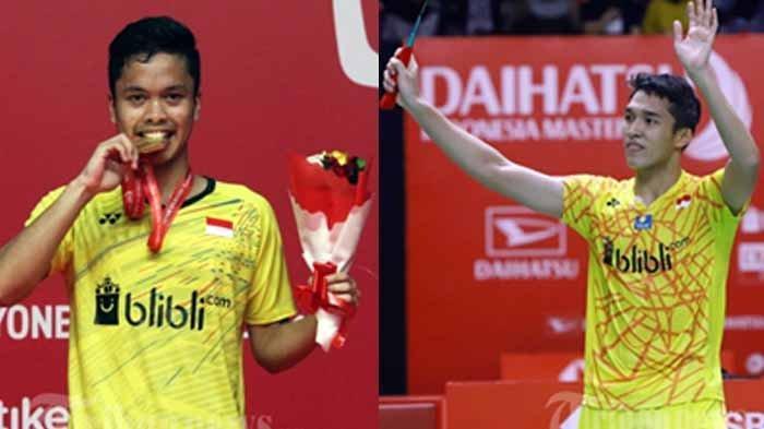 JADWAL FINAL AUSTRALIAN OPEN 2019, Upaya Indonesia Bawa Pulang Dua Gelar Juara dari Australia