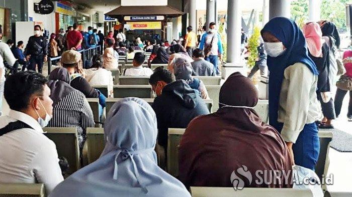 Lokasi dan Mekanisme Layanan Rapid Test Antigen di Wilayah PT KAI Daop 8 Surabaya Saat Nataru
