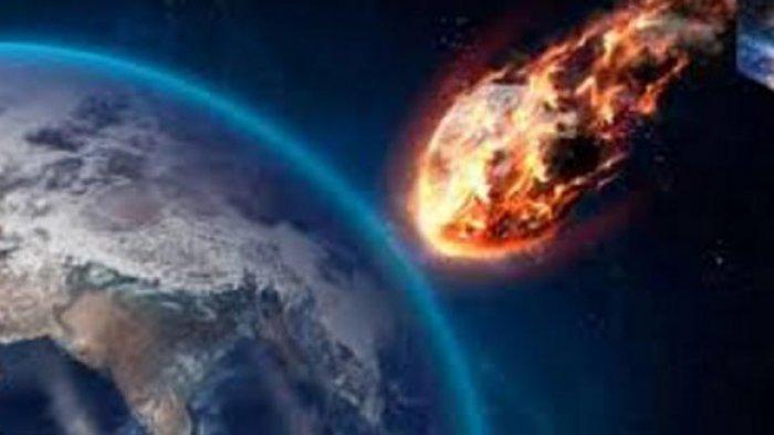 FAKTA TERBARU Dentuman Keras Mirip Suara Bom di Bali, Lapan Duga Meteor atau Asteroid
