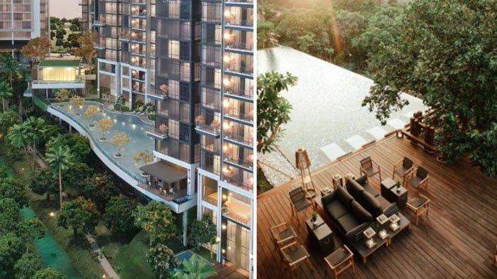 The Veranda, Apartemen dengan Kemewahan Alam Dilengkapi Berbagai Fasilitas Tanpa harus Keluar Hunian
