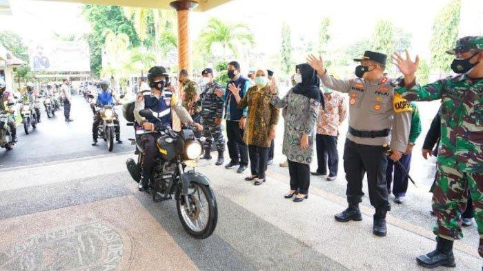 669 Tracer Dibentuk di Kabupaten Banyuwangi untuk Perkuat Tracing dan Putus Penularan Covid-19