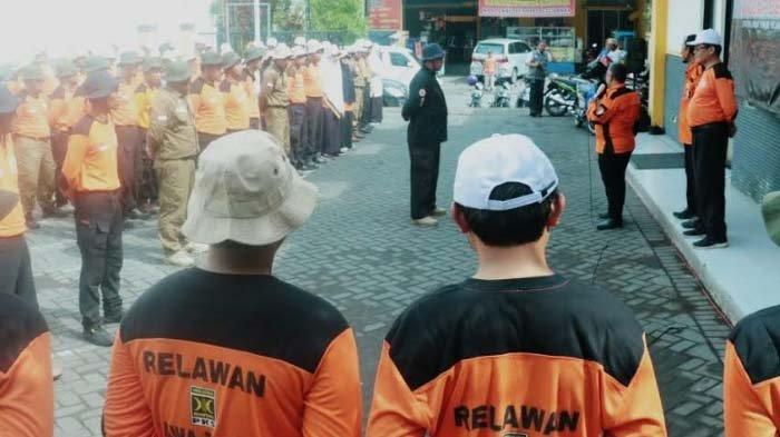 PKS Jatim Gelar Apel Siaga Bencana