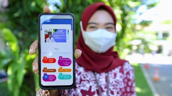 RSUD Blambangan Banyuwangi Luncurkan E-NGET, Satu Aplikasi Berbagai Layanan