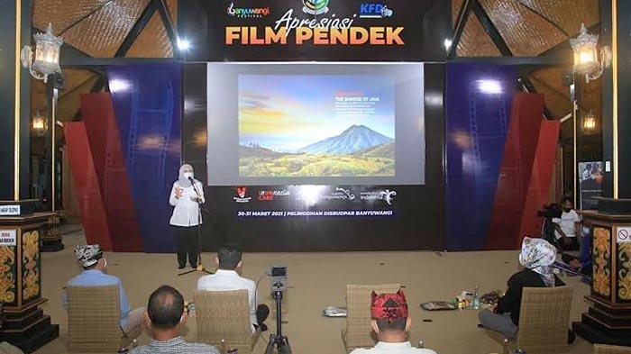 Apresiasi Film Pendek, Banyuwangi Dukung Karya Sineas Daerah