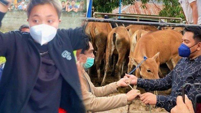 Biodata Kery Saiful yang Beri Apriyani Rahayu 5 Sapi saat Pulang Kampung, Dibeli dari Kocek Pribadi