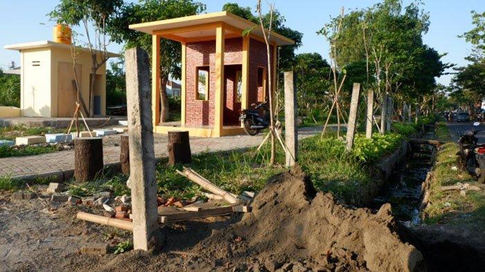 Warga Nantikan Perluasan Taman Area Medokan Ayu Surabaya