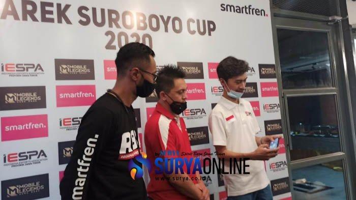 Kembangkan Talenta e-Sports, Smartfren dan IESPA Jatim Gelar Arek Suroboyo Cup Mobile Legends 2020