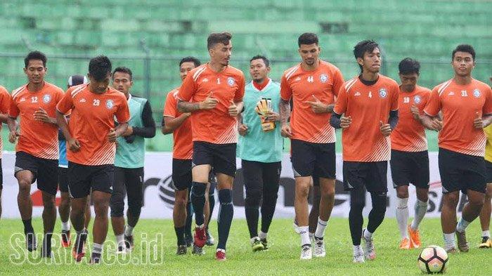 Kata  Yanuar Hermansyah Tentang Ricardo Felipe : Ia Bawa Aura Positif Untuk Arema FC