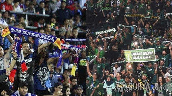 Jelang Laga Persebaya Vs Arema FC, Polisi Minta Bonekmania Tidak Mengenakan Atribut Berbau Bajul Ijo