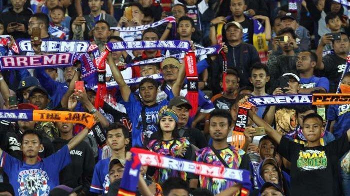 Aremania Wajib Tahu, Selama Kompetisi Liga 1 Digelar Arema FC Tidak Main di Malang