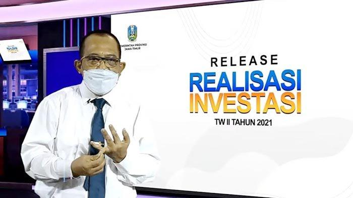 Realisasi Investasi Jatim Semester I Tahun 2021 Tembus Rp 34,8 Trilliun, Didominasi Sektor Mamin