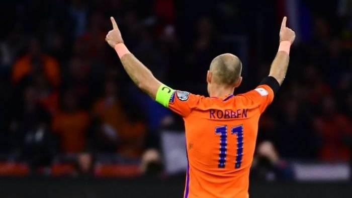 Arjen Robben Pensiun dari Timnas Belanda, Sylvano Comvalius : Sebenarnya Ia Masih Bagus