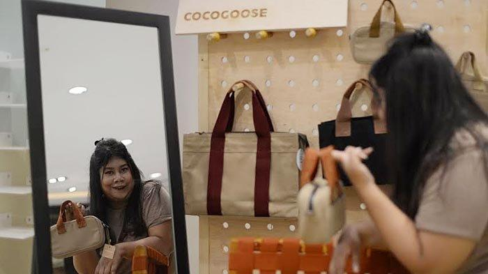 Yang Muda yang Berkarya, Arlia Rachmawati Ciptakan Produk Lokal 'Cocogoose'