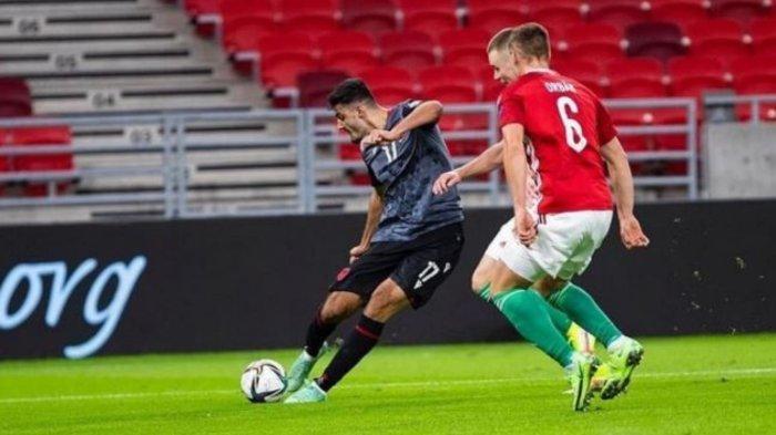 Striker Jebolan Akademi Chelsea Cetak Gol Penentu Kemenangan, Jaga Kans Albania Lolos Piala Dunia