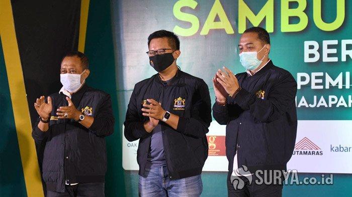 Tekan Angka Pengangguran, Eri Cahyadi Gandeng Kadin Siapkan Tenaga Kerja Profesional di Surabaya
