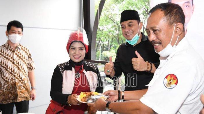 Siang Ini, Wakil Wali Kota Surabaya Cak Ji akan Donorkan Plasma Konvalesen