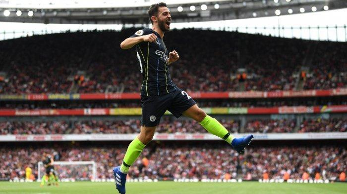 Arsenal Ingin Boyong Bernardo Silva dari Manchester City