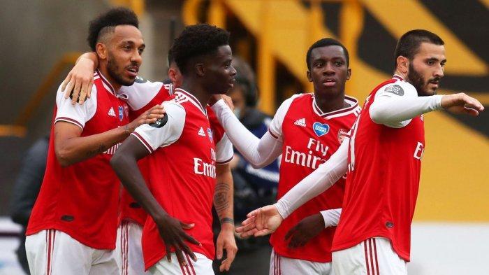 Arsenal akan menghadapi Fulham pada pekan perdana Liga Inggris 2020-2021