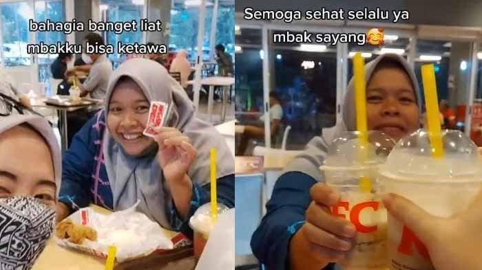 Dokter Muda di Surabaya Traktir ART yang Belum Pernah Makan di KFC, Videonya Viral di TikTok