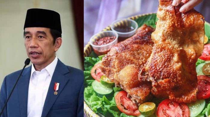 Arti Kata Bipang, Makanan yang Viral di Medsos Usai Dipromosikan Presiden Jokowi