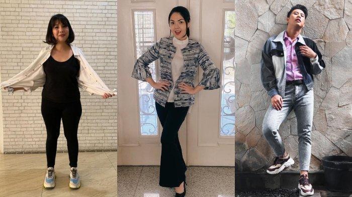 Inilah 5 Artis Sukses Turunkan Berat Badan dan Kini Berubah Drastis, Tina Toon Turun 30 Kilogram!
