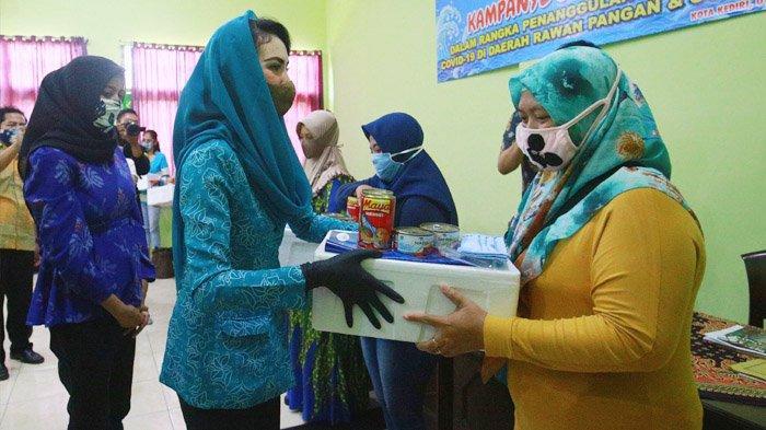 Cegah Stunting dan Jaga Daya Tahan Tubuh Saat Pandemi, Forikan Jatim Kampanyekan Gemarikan di Kediri