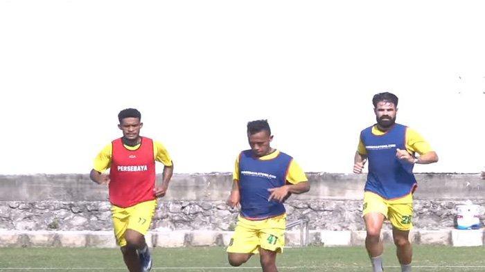 Harapan Aryn Williams Buat Persebaya Surabaya, Gabung Latihan Meski Baru Tiba dari Australia