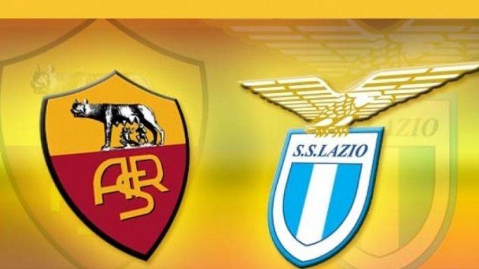 LIVE STREAMING AS Roma Vs Lazio Minggu 19 November, Laga Paling Sengit dan Kotor yang Hujan Kartu!