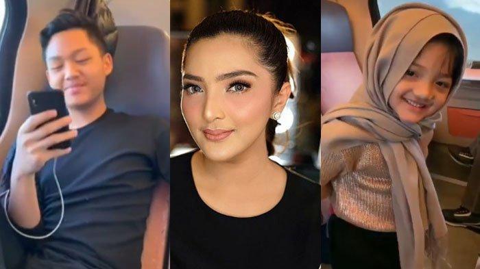 Ashanty Tersinggung Komentar Azriel Hermansyah pada Arsy Hermansyah yang Buat Tutorial Hijab