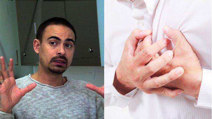 Ashraf Sinclair Tak Punya Riwayat Penyakit Sebelum Meninggal, Bagaimana Bisa Kena Serangan Jantung?