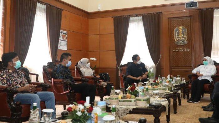 Rakerwil AMSI Jatim 2021, Dorong Kolaborasi dan Picu Pertumbuhan Ekonomi Digital Jawa Timur