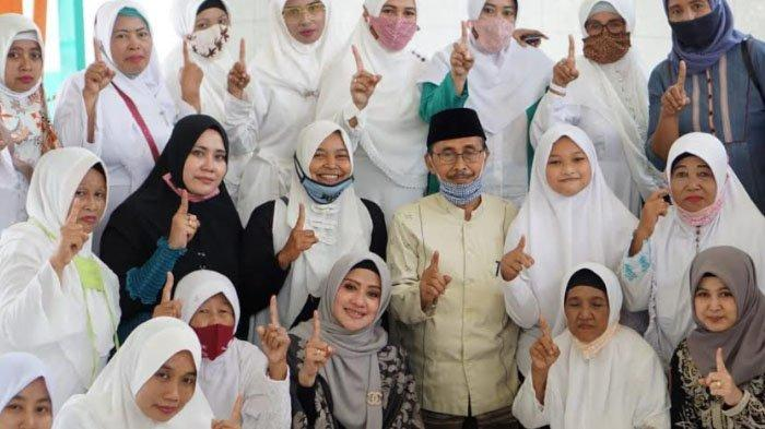 Pengajian Bareng Fatayat Wonoayu, Sidoarjo, Asrilia Kurniati Paparkan Visi-misi BHS