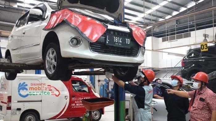 Siap Tak Mudik, Seluruh Bengkal Astra Daihatsu Tetap Buka