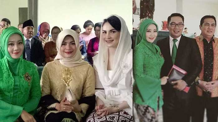 Hadiri Pernikahan Anak Jokowi, Simak Gaya Anggun Para Istri Pejabat Ini, Siapa Paling Cantik?