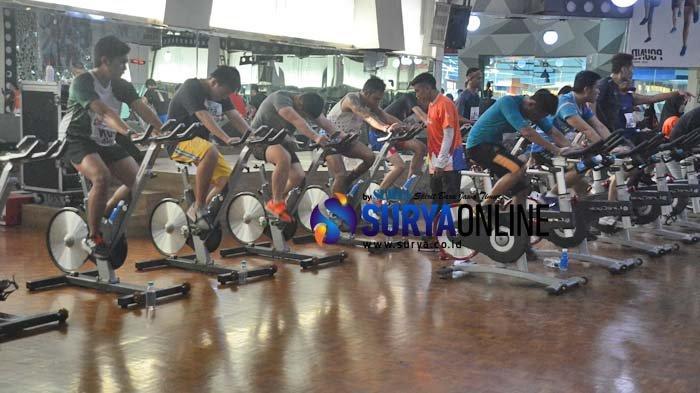 Populerkan Olahraga Triatlon, Atlas Sports Club Surabaya Gelar A-BOS Triathlon 2019