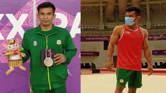 Cerita Dwi Samsul Arifin, Atlet Senam Artistiik Asal Trenggalek Peraih Medali Emas PON XX Papua 2021