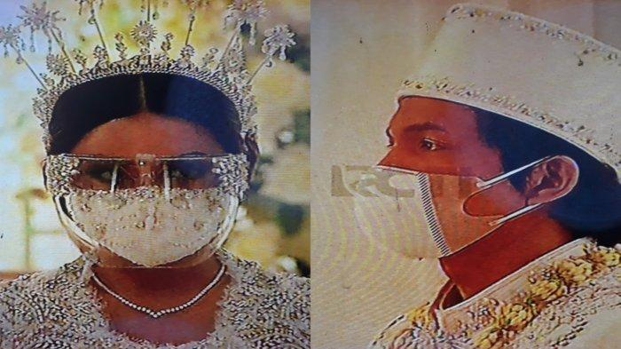 Atta Halilintar dan Aurel Hermansyah Sah Menjadi Suami Istri, Menangis Setelah Ucap Ijab Qabul