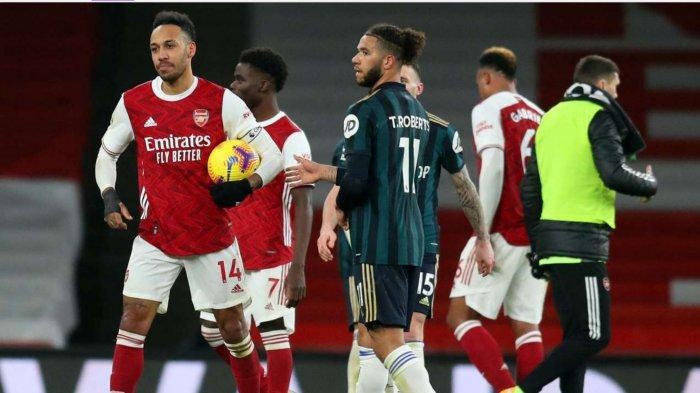 Hasil dan Klasemen Liga Inggris: Arsenal Menang, Man United Seri, Dua Tim Zona Merah Bikin Kejutan