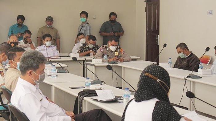 Pemkab Kediri Audiensi dengan PKL Kawasan SLG yang Hendak Demo Usai Tak Dapat Izin Berjualan