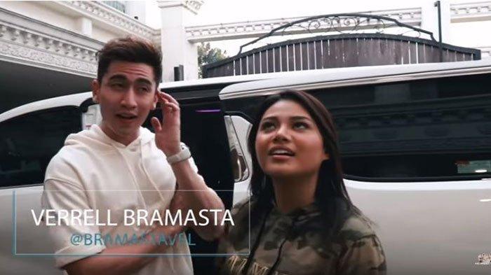 Verrell Bramasta dan Aurel Hermansyah